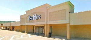 Bradford Mall - Peebles Picture
