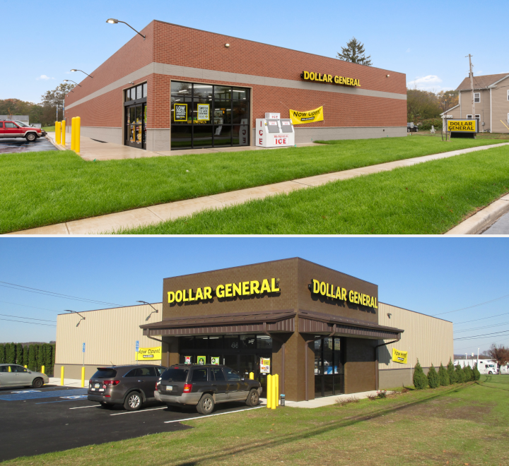 Dollar General units 88 and 89